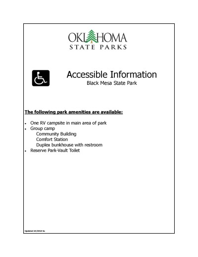 ADA/Accessibility Information