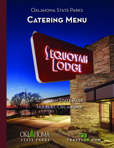 View Sequoyah State Park Catering Menu